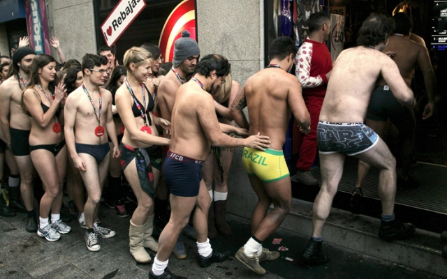 desigual nudi