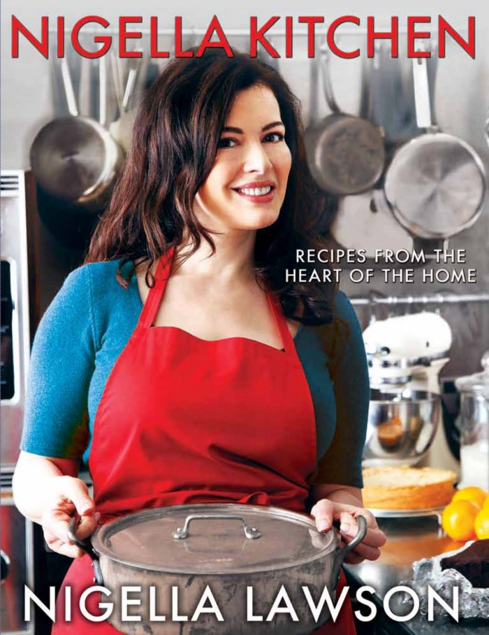 Review - Nigella Kitchen Recipes From The Heart Of The Home