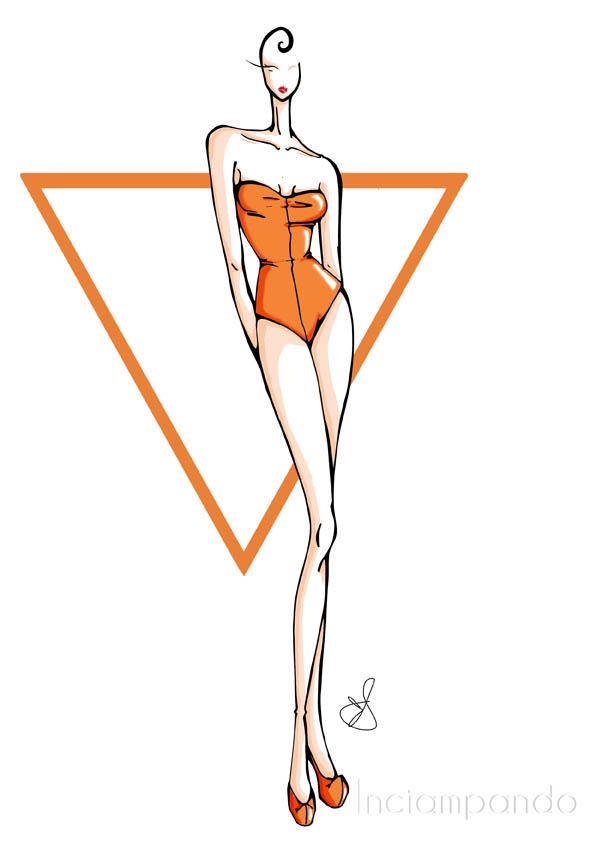 Triangolo rovesciato copertina
