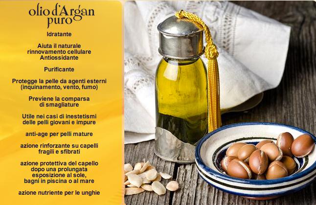 olio argan