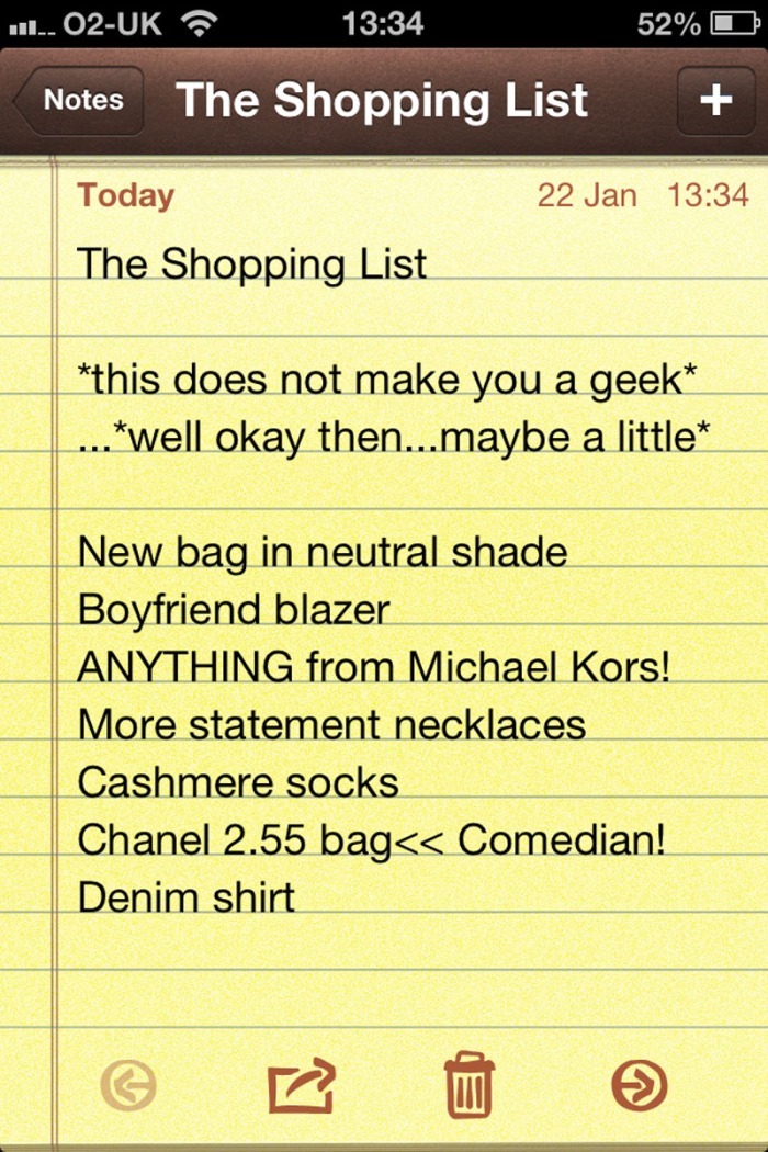 The-Shopping-List